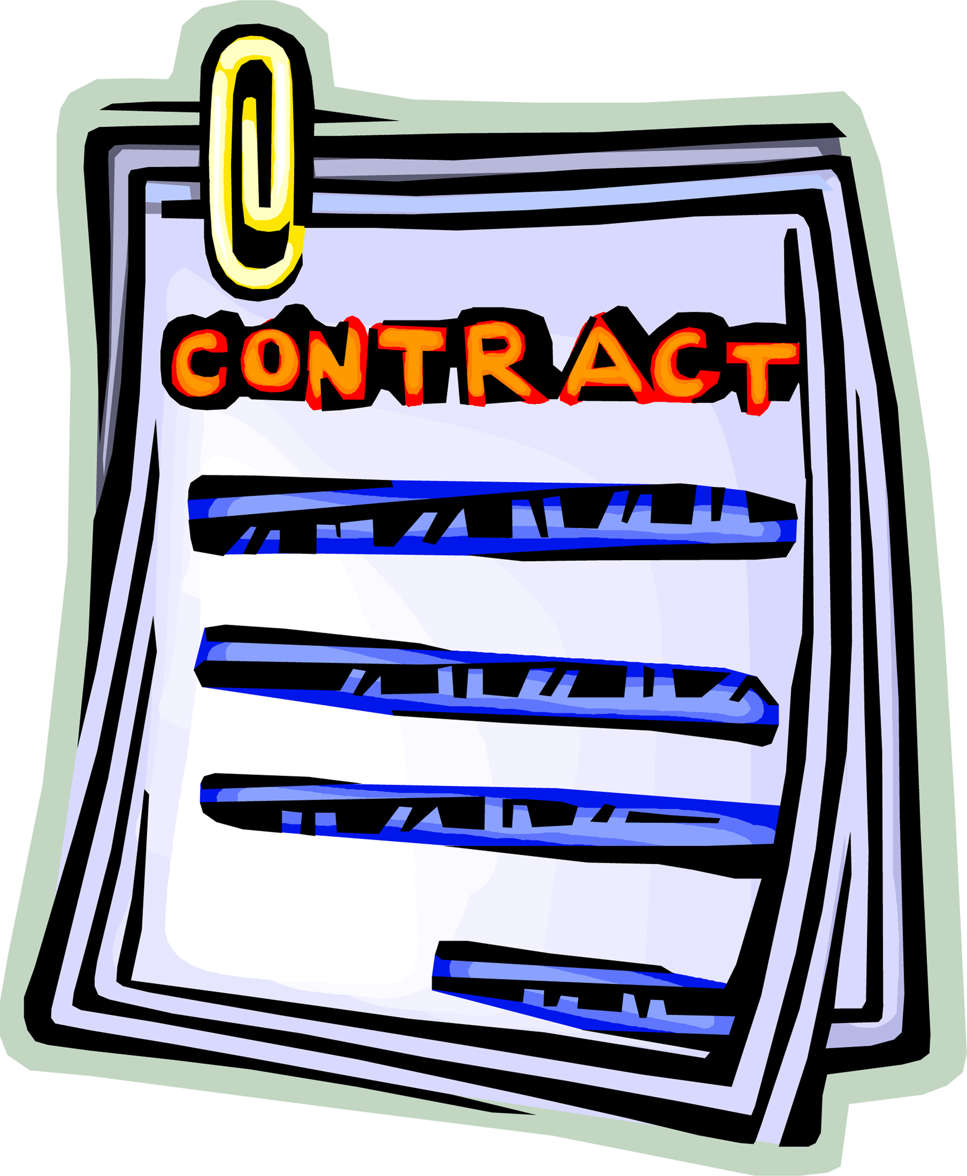 Sample Letter Of Contract Modification - Contoh 36  Contract Modification Letter