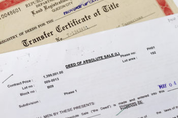 Documents Needed for a Short Sale